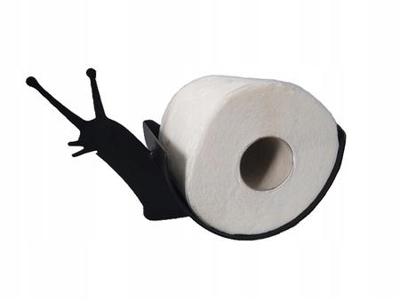 ŚLIMAK Uchwyt/Stojak na papier toaletowy Łazienka (1)