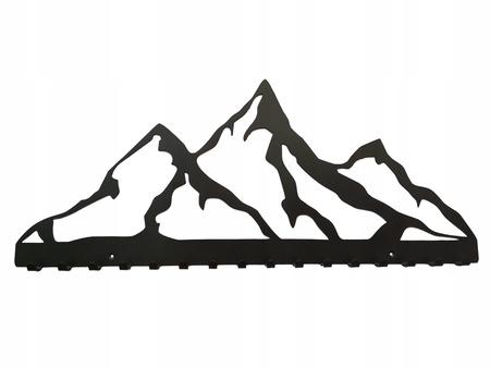 Wieszak, wieszak na MEDALE,RĘCZNIKI, góry (1)