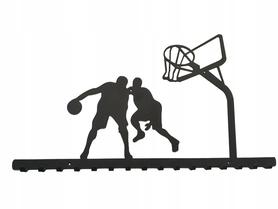 Wieszak, wieszak na MEDALE,RĘCZNIKI,koszykówka