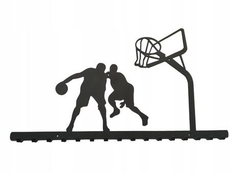 Wieszak, wieszak na MEDALE,RĘCZNIKI,koszykówka (1)